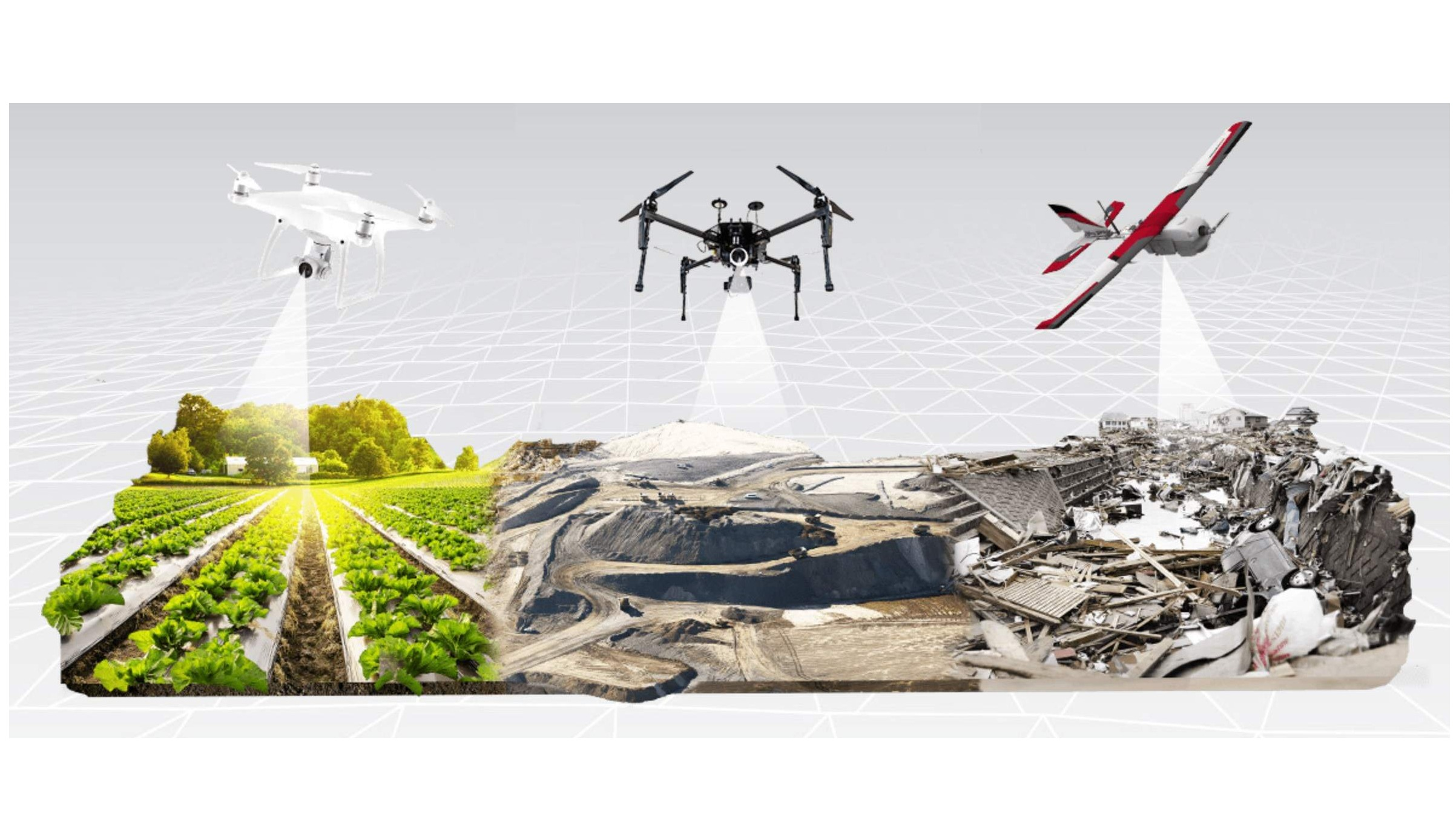 Full Packages | DronSolution